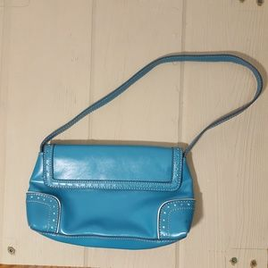 Tommy Hilfiger Women's Turquoise Purse